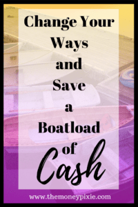 You'd be amazed at just how much your bad habits are costing you. Check this out now and see how you can save boatloads of cash! #howtosavemoney #savingmoneyideas #savingmoneytips #frugalliving #savingmoneyfast