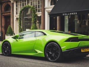how hard it is to afford a Lamborghini