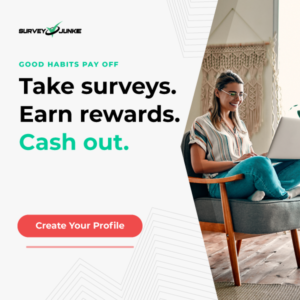 take surveys - earn rewards - cash out