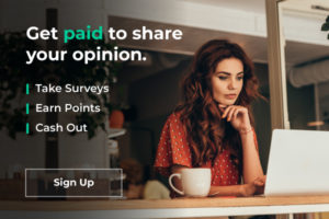 Take surveys and get paid