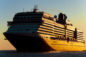 Cruise ship in the ocean, Key West, Florida, USA -What Are Some Alternatives to Renting an Apartment or Buying a House