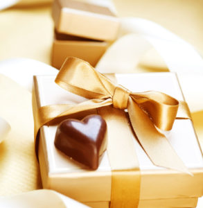 a gift box with a chocolate heart on top of it Is $300,000 Dollars a Lot of Money