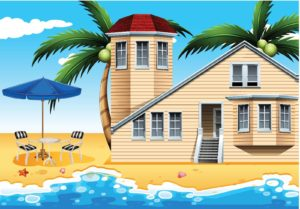 A relaxing vacation house at the beach -Is $400,000 Dollars a Lot of Money
